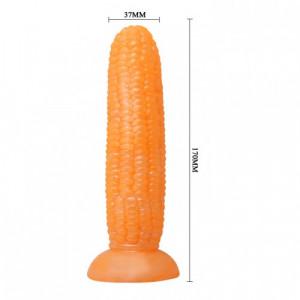 """Фаллоимитатор """"кукуруза"""" BI-017008"""