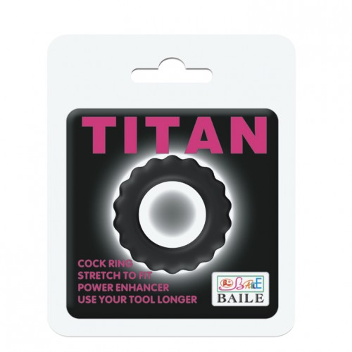 Эрекционное кольцо - Titan BI-210145