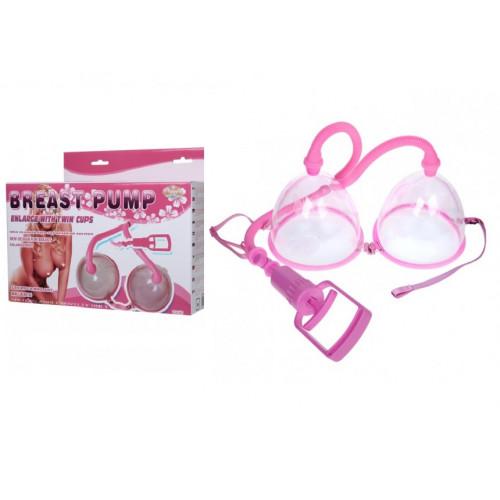 Вакуумная помпа для груди - Breats Pump BI-014091-1