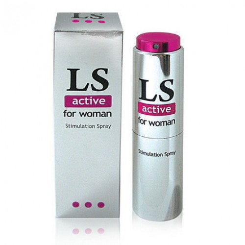 """LoveSpray Active For Woman» спрей для женщин"