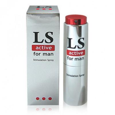 "111, ""LOVESPRAY ACTIVE"" спрей для мужчин , , 650 руб., 955, ,         Для него"