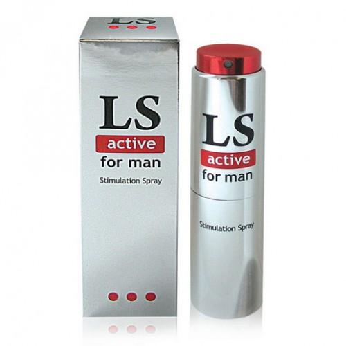 """LOVESPRAY ACTIVE"" спрей для мужчин"