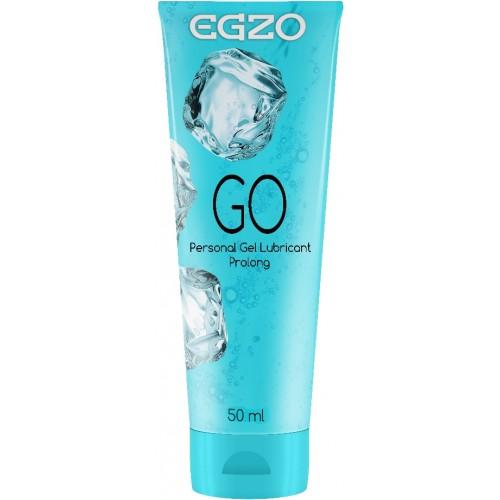 """Пролонгирующий любрикант """"Egzo GO"""", 50 ml 365"""
