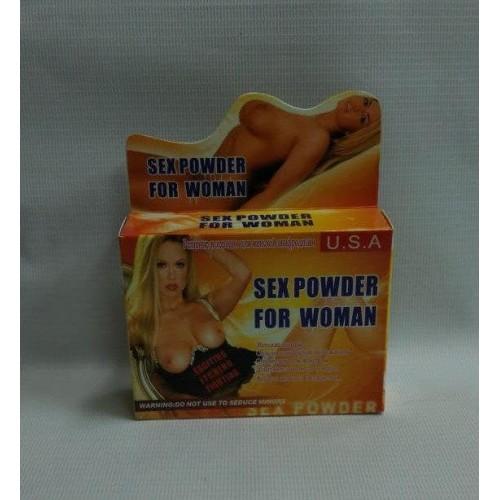 Жвачка для девушек - Sex Powder For Woman