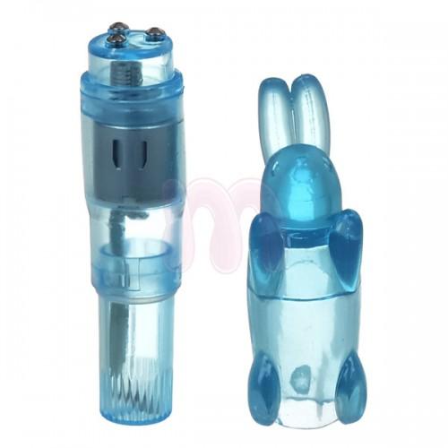 Вибромассажер - Rocket ticklers bunny vibe 23002
